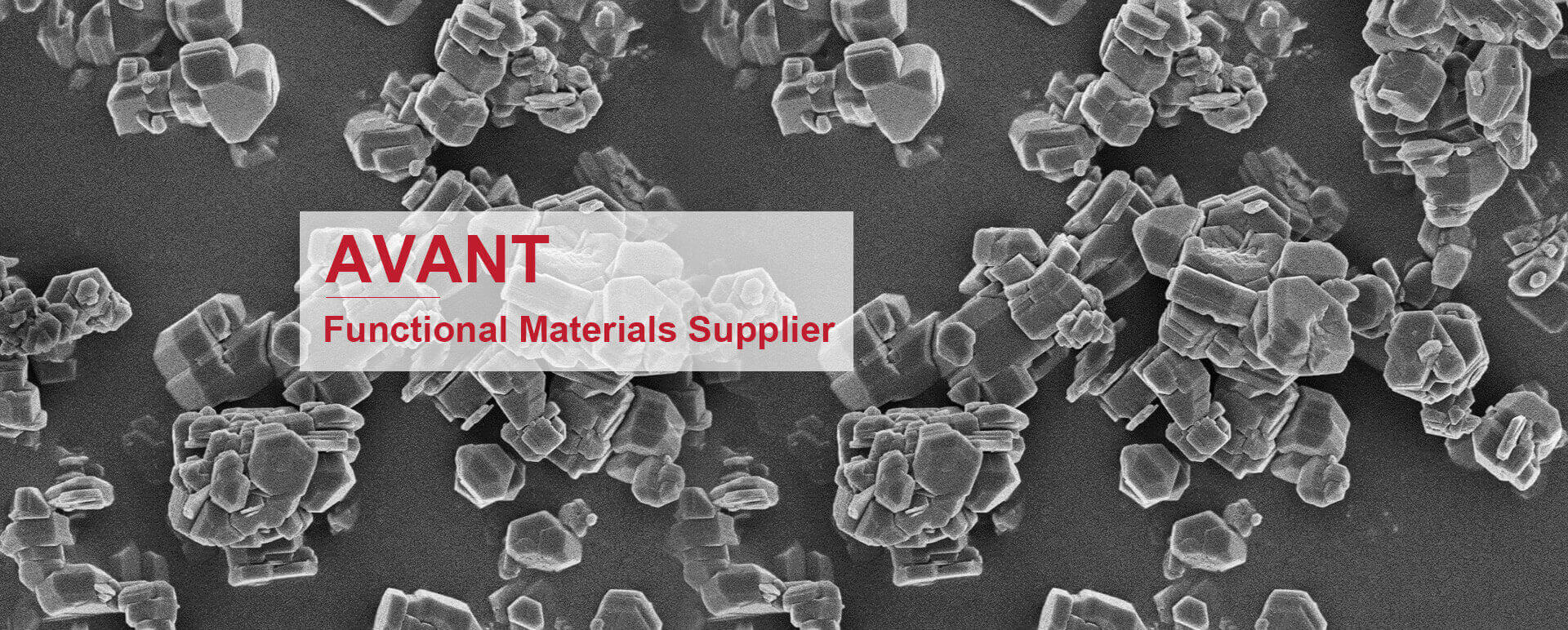 Avant Engineered Materials Supplier