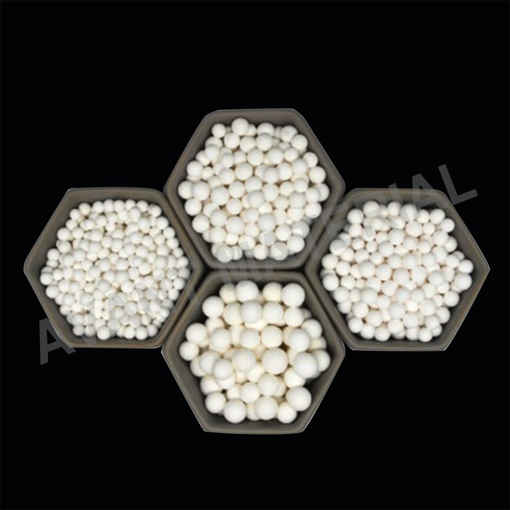 Activated Alumina for Drying in Air Separation