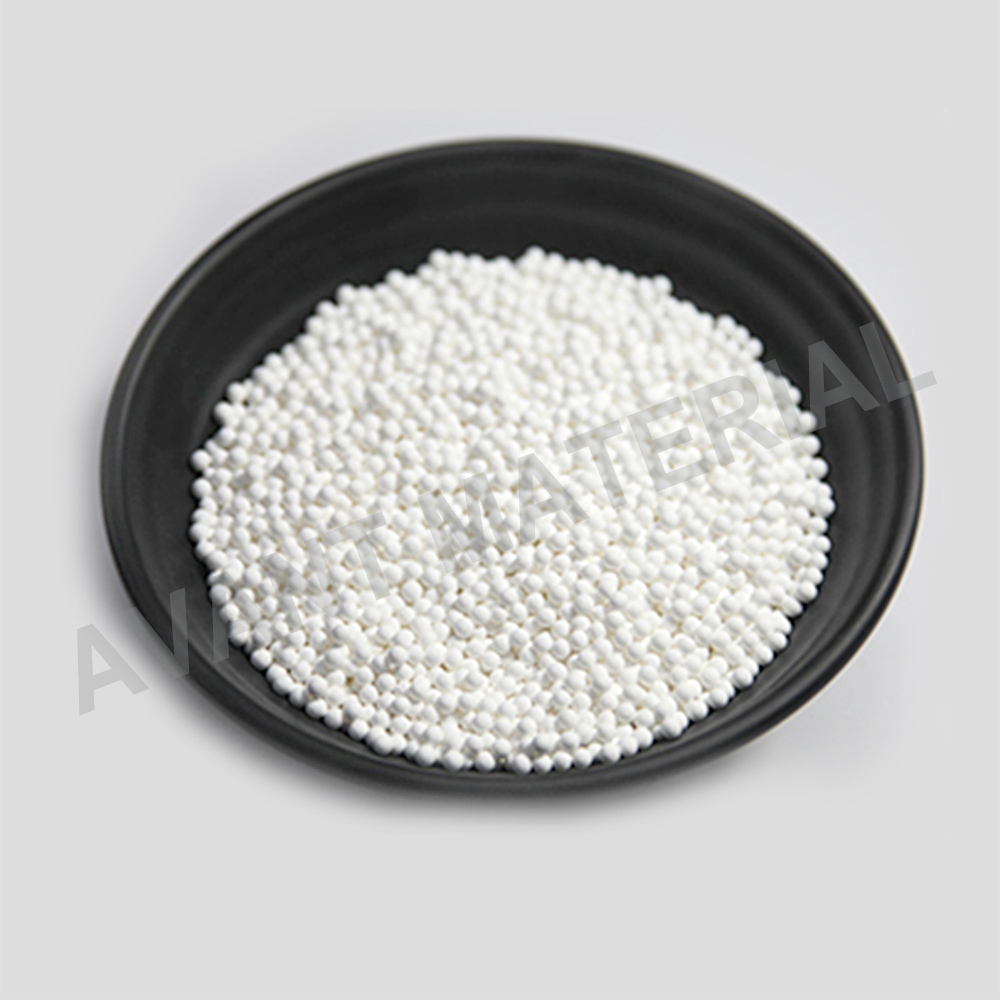 Activated Alumina Adsorption for Hydrogen Peroxide