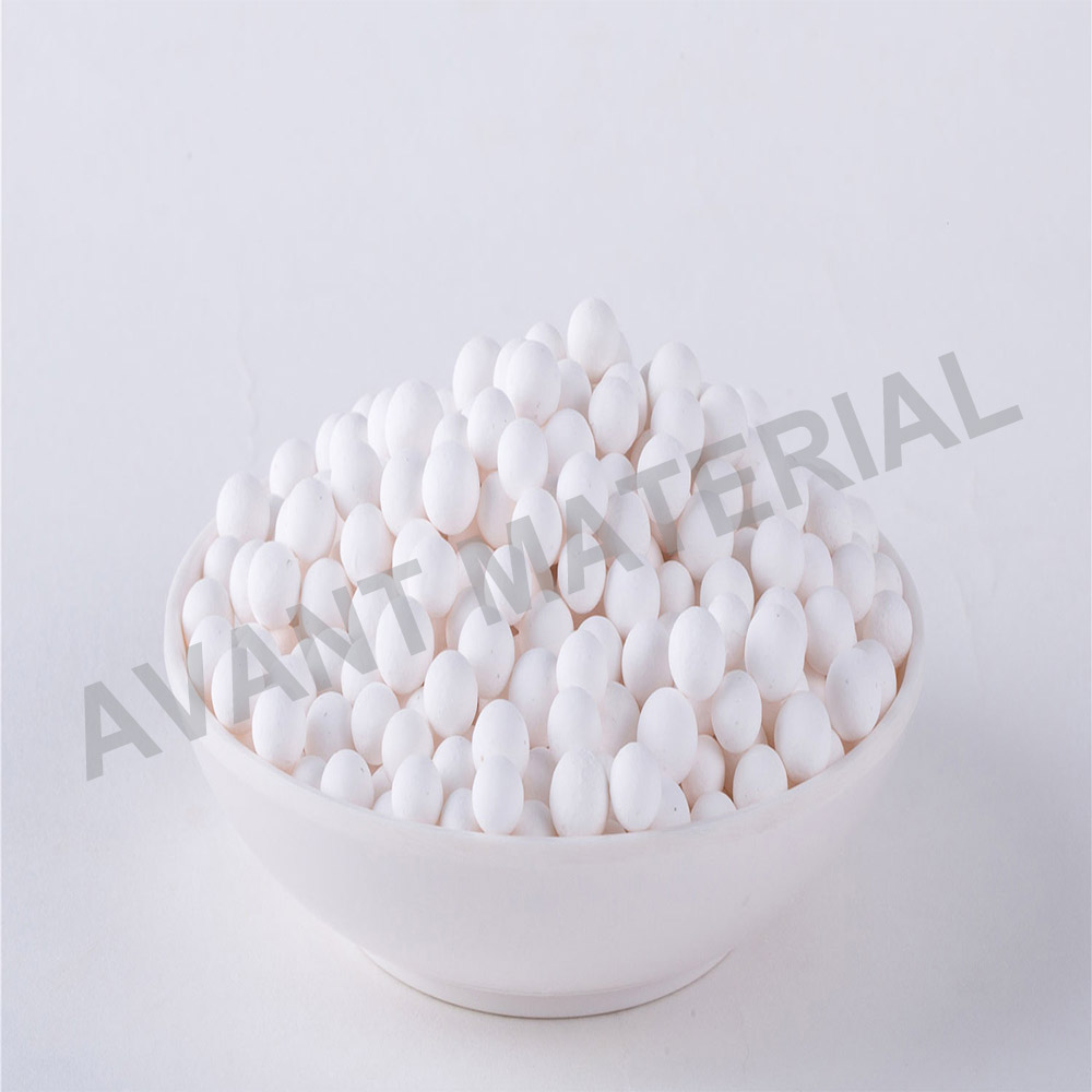 Activated Alumina Adsorbent for Hydrogen Peroxide Anthraquinone Regeneration