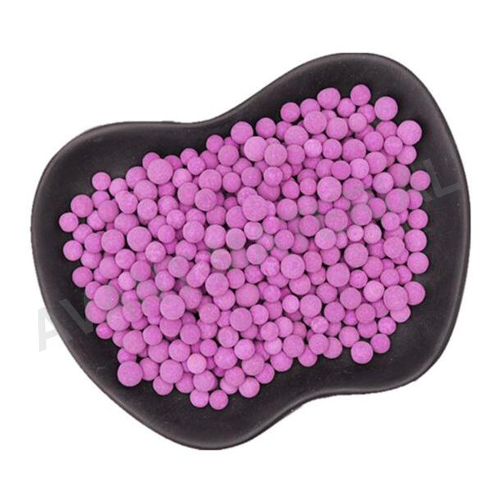 Potassium Permanganate Activated Alumina Dessicant Adsorbent