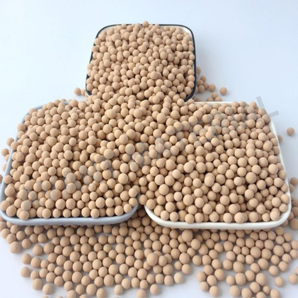 13X Molecular Sieve for Hydrogen Sulfide Adsorbs with Water